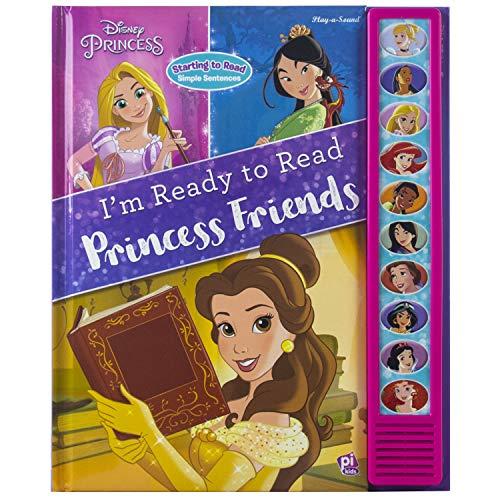 Disney Princess Necklace - Disney Princess - I'm Ready to