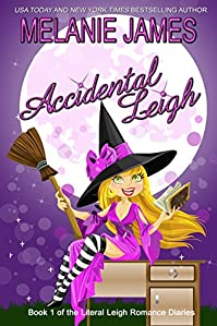Accidental Leigh by Melanie James ebook deal