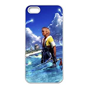 Tidus Final Fantasy Xv Game 5 iPhone 4 4s Cell Phone Case White PQN6053055350969