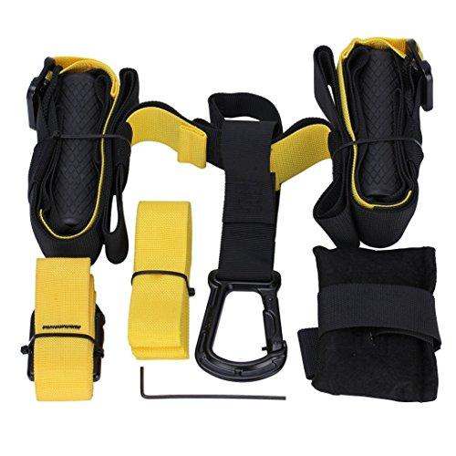 vente ghb sangle de musculation suspension training sangle de suspension jusqu 400 kg des kits. Black Bedroom Furniture Sets. Home Design Ideas