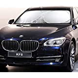 Windshield Sun Shade -Luxurious 210T Fabric in The Market for Maximum UV and Sun Protection -Foldable Sunshade for car Windshield Will Keep Your car Cooler- Windshield Sunshade (Large)