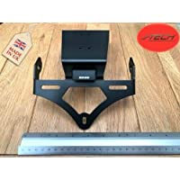 Tumdem Black//red Steel Full Set Of Motorcycle Rear And Front Wheel Stand Motorcycle Paddock Stand Set Holder