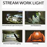 Ultra Bright LED Mechanic Work Light Lithium-Ion