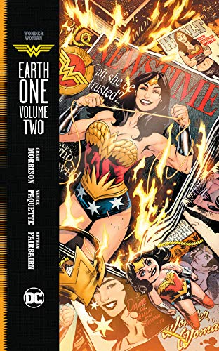 Wonder Woman: Earth One Vol. 2 (Wonder Woman Vol 2 Year One Rebirth)