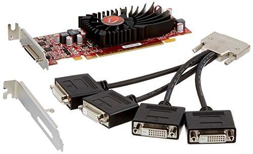 VisionTek Radeon 5570 SFF 1GB DDR3 4M  VHDCI DVI (4x DVI-D) Graphics Card - 900345 (Hdmi Driver For Windows 8-1 64 Bit)