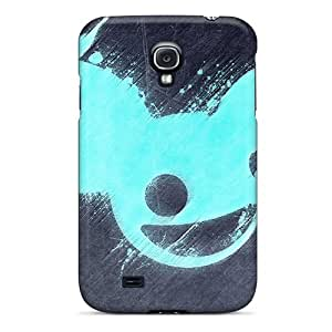 Awesome Case Cover/galaxy S4 Defender Case Cover(deadmau5)