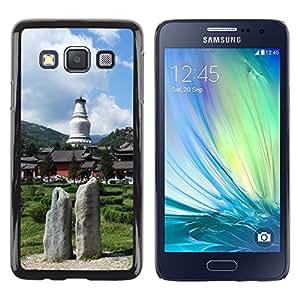 Exotic-Star ( Nature ) Fundas Cover Cubre Hard Case Cover para Samsung Galaxy A3 / SM-A300