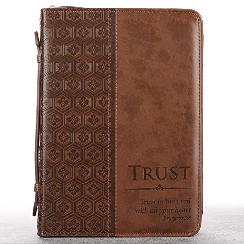 Trust Brown Tile Design Bible / Book Cover