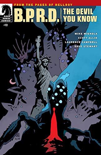 fbe222dc09a20 Amazon.com: B.P.R.D.: The Devil You Know #12 eBook: Mike Mignola ...