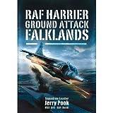 RAF Harrier Ground Attack - Falklands, Jerry Pook, 1848845561