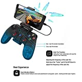 GameSir G3w USB Wired PC Game Controller Dual Shock Joystick Gamepad for PC Windows 7/8/8.1/10 & Android Smartphone/Tablet/TV BOX & PS3