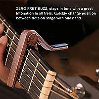 Cejilla de guitarra – Cejilla de silicona para guitarra acústica ...