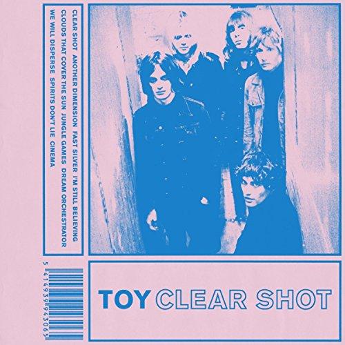 Vinilo : Toy - Clear Shot (180 Gram Vinyl, Digital Download Card)