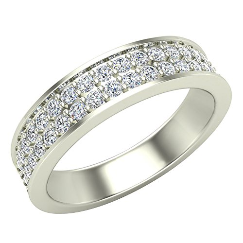 Men's Diamond Wedding Band 0