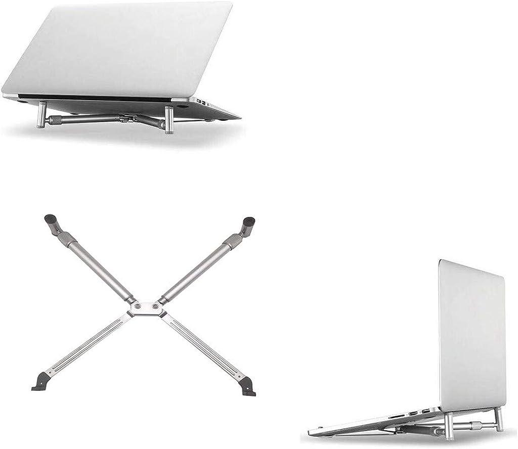 Winner666 Fashion Laptop Notebook Stand Portable Metal Holder Mount Adjustable Folding Bracket