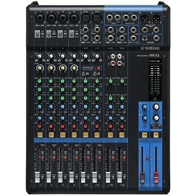 yamaha-mg12-12-channel-mixing-console