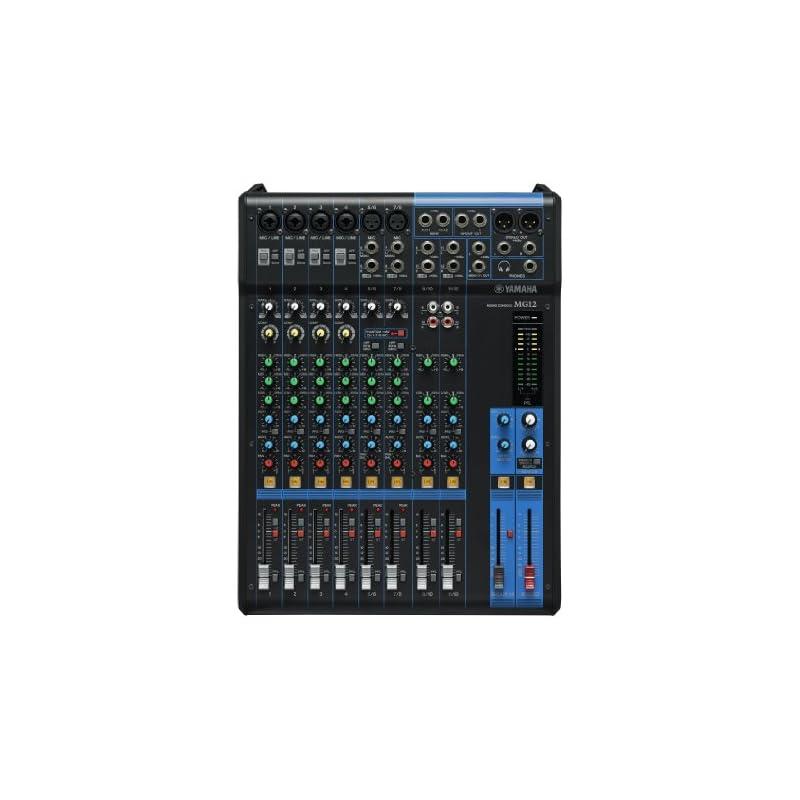 Yamaha MG12 12-Channel Mixing Console