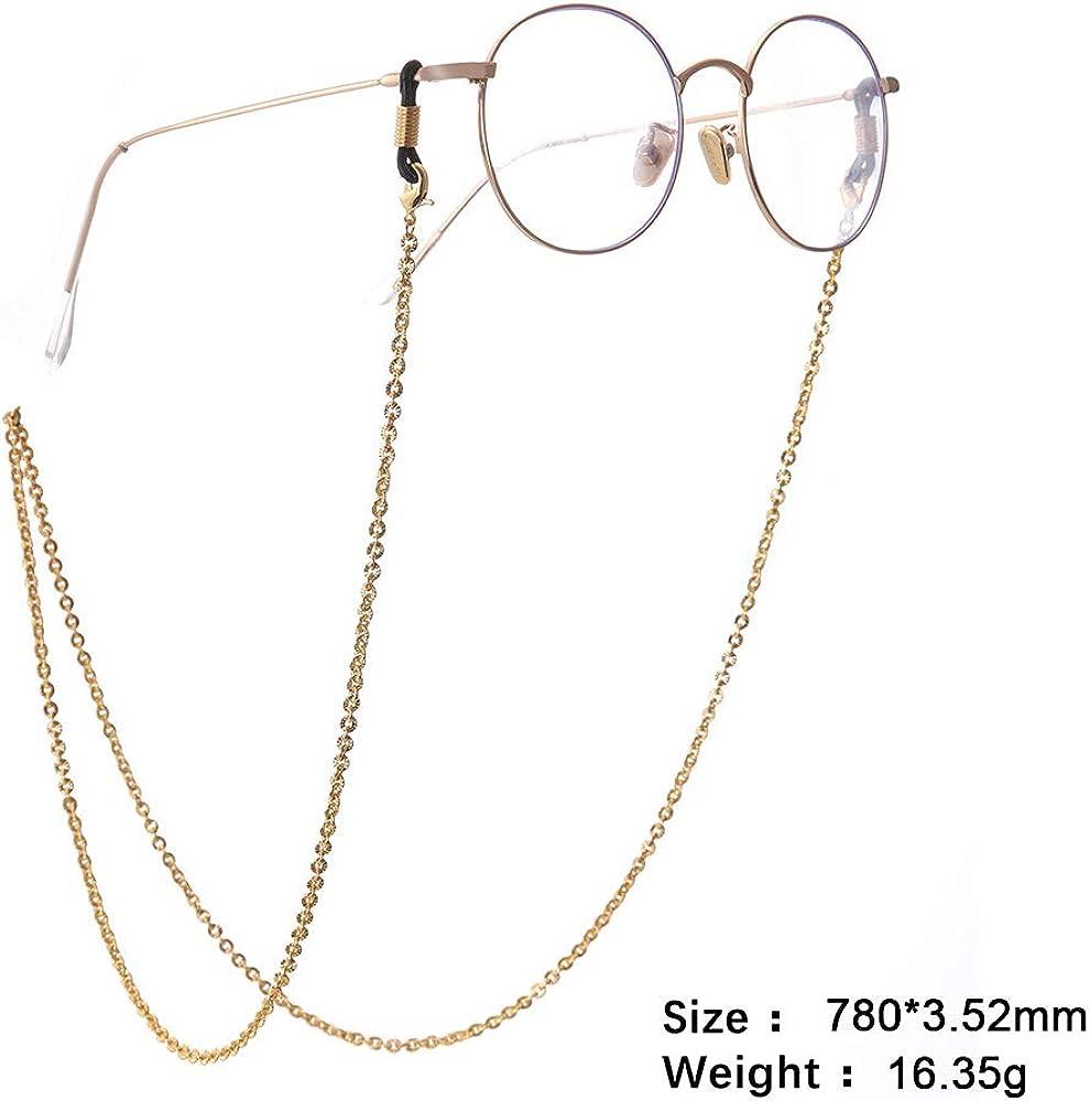 Glasses Neck Cord Strap String Lanyard Chain Sunglasses Reading Supply P2E5