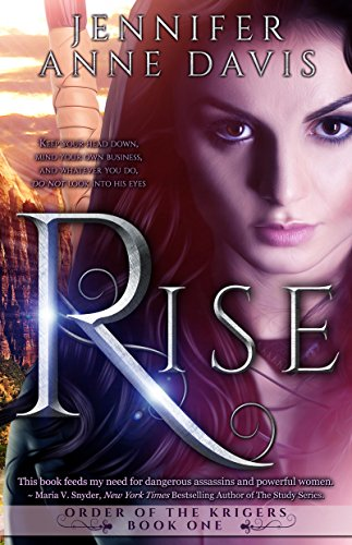 Rise (Order of the Krigers) cover