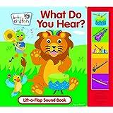 Little Lift And Listen 5-Button Baby Einstein What Do You Hear