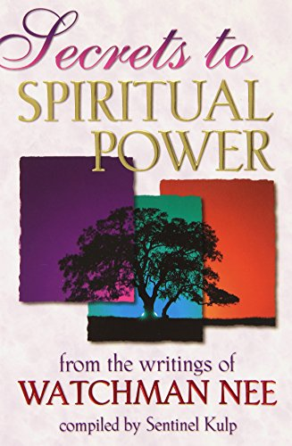 Secrets to Spiritual Power