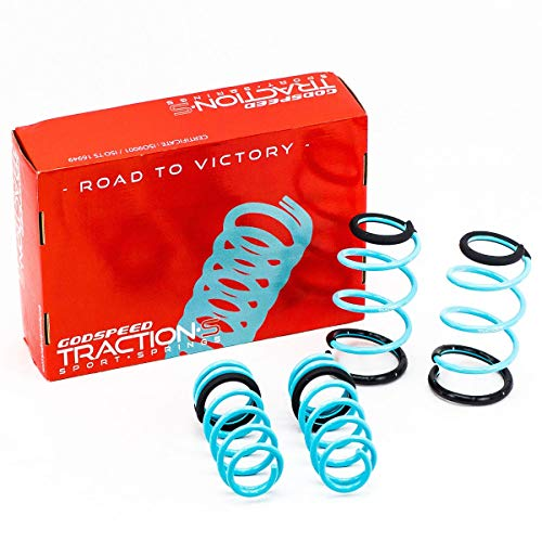 (Traction-S Performance Lowering Springs For MINI Cooper (R56) 2007-14)