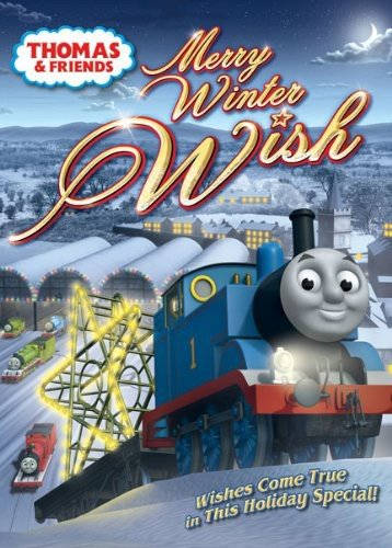 Halloween Wishes For Friends (Thomas & Friends: Merry Winter)