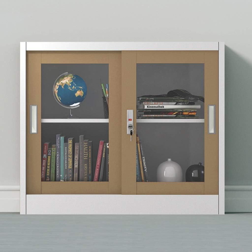 Amazon Com Filing Cabinets 760 High Glass Sliding Door File