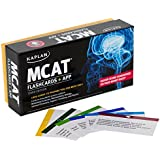 Kaplan MCAT Flashcards + App (Kaplan Test Prep)