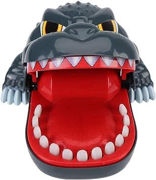 BETOY Dinosaurio Dentista Mordida Dedo Juguete Divertido, Juguete Tricky Juego de Mesa Divertido Interactivo Kids Family Toys Party Favor Cumpleaños, Dedos De Mordedura De Dentista Oral: Amazon.es: Juguetes y juegos