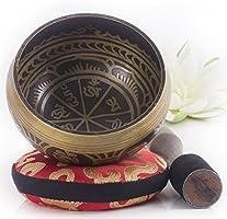 Silent Mind - Himalayan Singing Bowls - Beautiful Designs