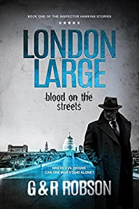 London Large by Roy Robson ebook deal