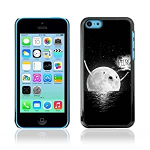 MMZ DIY PHONE CASEYOYOSHOP [Funny Drowning Moon LOL WTF MEME] Apple iphone 6 4.7 inch Case