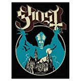 GHOST???? OPUS EPONYMOUS?? Patch by GHOST (2012-01-01)