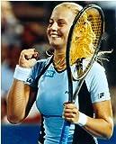 Jelena Dokic unsigned 8x10 photo (Tennis)