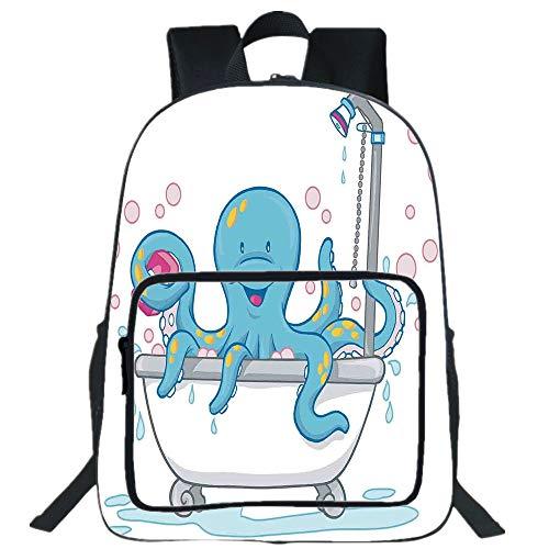 (Octopus Decor 16