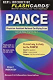 PANCE (Physician Assistant Nat. Cert Exam) Flashcard Book (PANCE Test Preparation)
