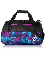 adidas Women's Squad III Duffel Bag, Black, OSFA