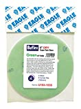 Eagle U193-1535 - 6 inch DRY Super Buflex Discs w/holes - Green - (Job-Pak) - 4 discs/Pack