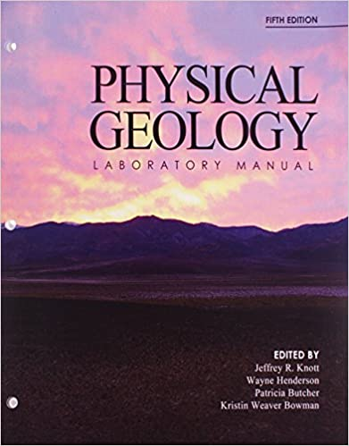 Physical geology laboratory manual knott jeffrey r henderson wayne physical geology laboratory manual 5th edition fandeluxe Gallery
