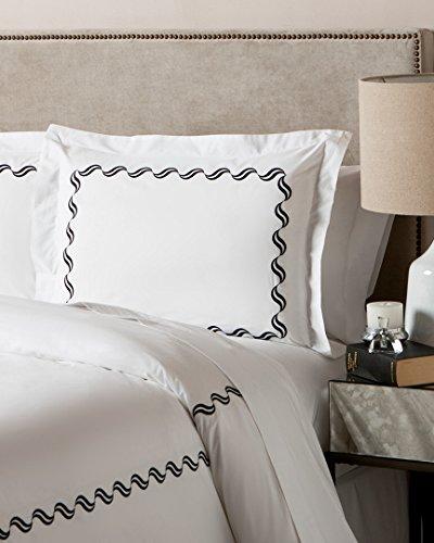 Westport 300Tc Scroll Cotton Percale Duvet Set, Full/Queen ()