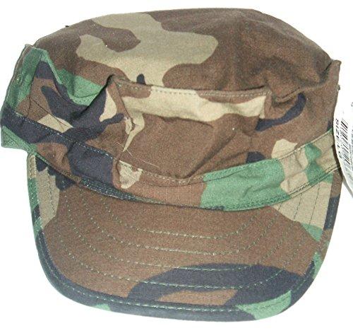 (Cap, Utility, Woodland, Camouflage, Pattern Type II, LG)