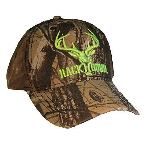 RackHound Realtree Hardwoods HD Camo Hunting Cap
