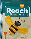 img - for Reach Into Phonics w/ 2 Sounds & Songs Cds ~ Grades 3-5 (Teacher's Edition) book / textbook / text book