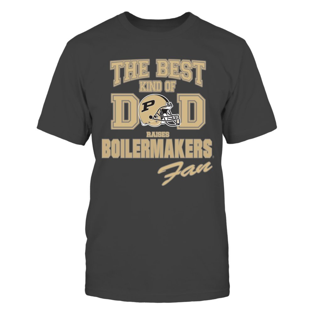 a52b9937f Amazon.com: Purdue Boilermakers Best Dad T-Shirt - Officially Licensed Sports  Apparel: Clothing