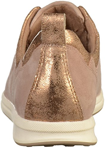 Rose Leather Rosé Lace Tamaris Traineers Up 20 Old Womens 24629 wSZFtE