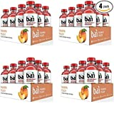 Bai Panama Peach, 18 Oz, 48 Count