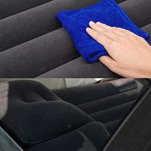 Sinbide - Colchón de Aire para Coche de PVC ecológico con función ...