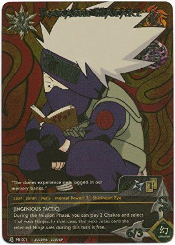 Naruto - Kakashi [Ingenious Tactic] 071 - Battle Tin - Super Rare - Foil