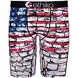 Ethika Boys Underwear - The Staple - Patriotic (Large, Spangled Banner)